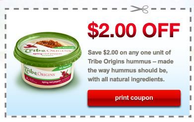 tribe hummus coupons