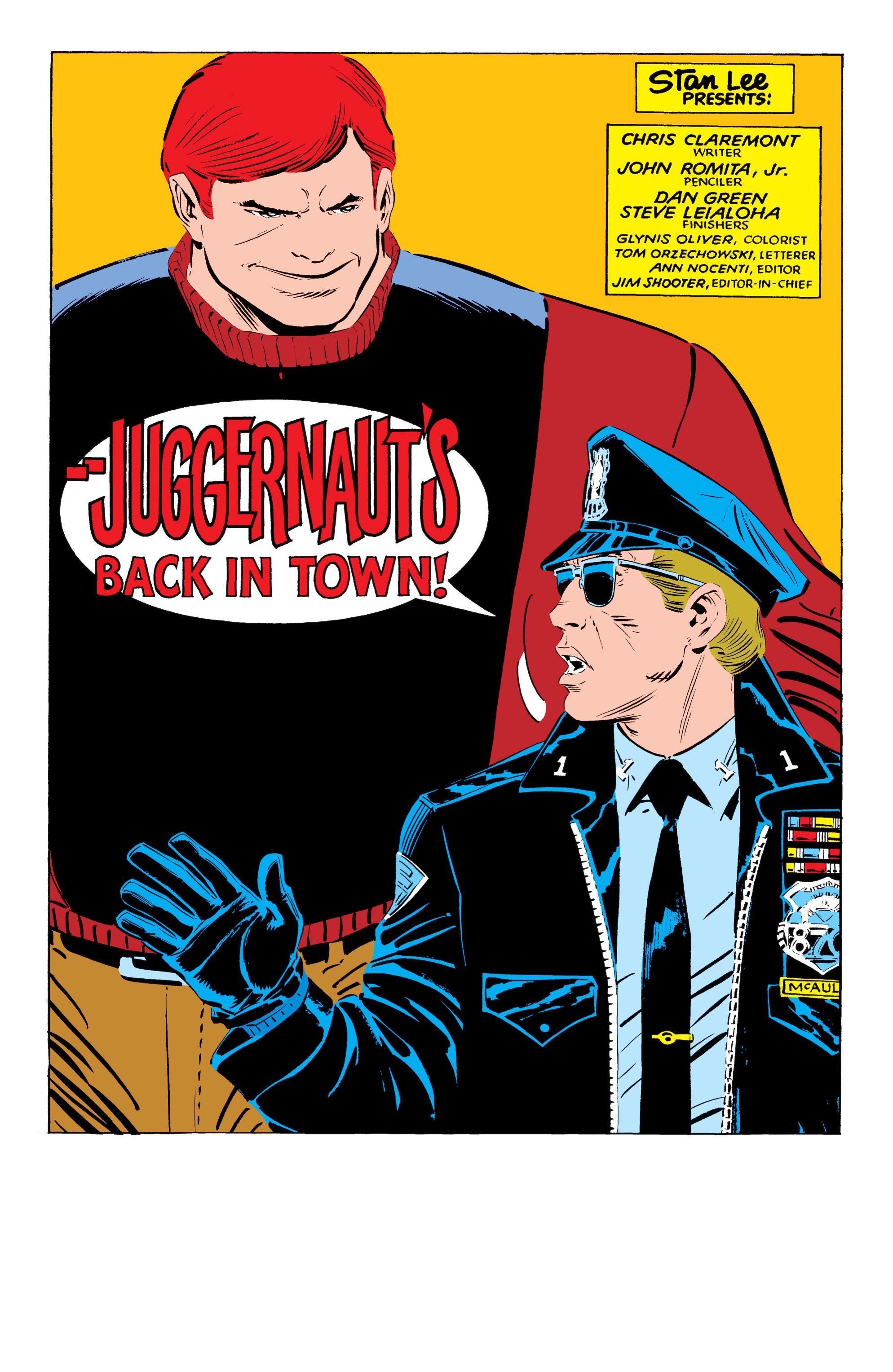 Read online Uncanny X-Men (1963) comic -  Issue #194 - 3