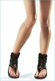 d9e7bf5dfd91 Bay Area Style File  Shoe Find of the Week  Aurelia Gladiator Fit Flop
