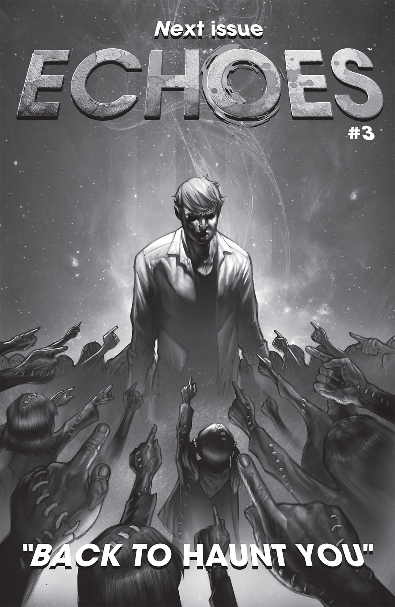 Read online Echoes comic -  Issue # TPB - 56