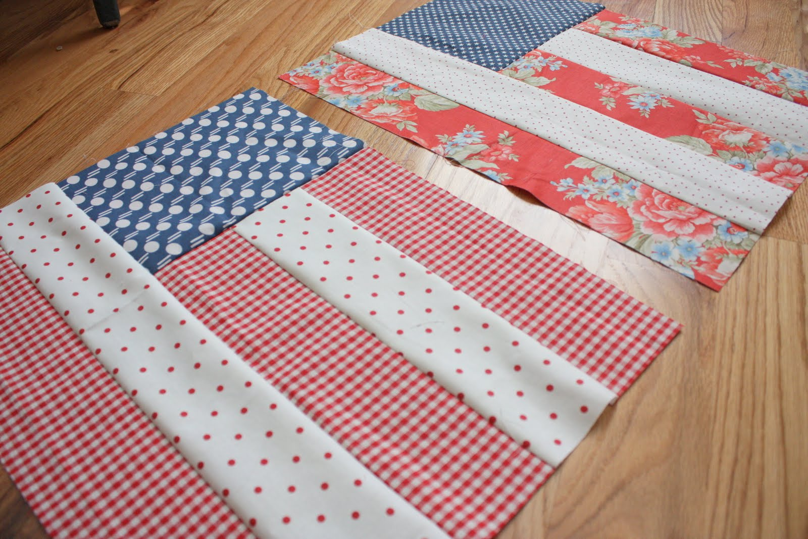 Flag Quilt Blocks - Diary of a Quilter - a quilt blog : rebel flag quilt pattern - Adamdwight.com