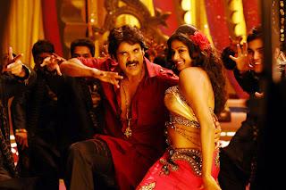 Priyamani dance in Ragada Movie