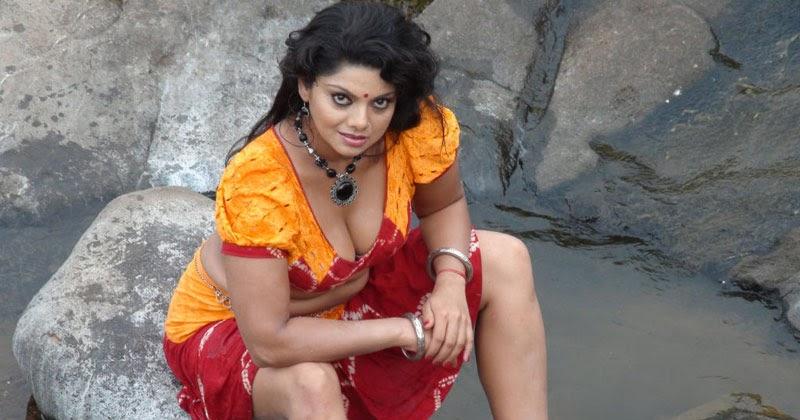 Sexy Actress Gallery: TAMIL MASALA MALLU AUNTY SWETHA