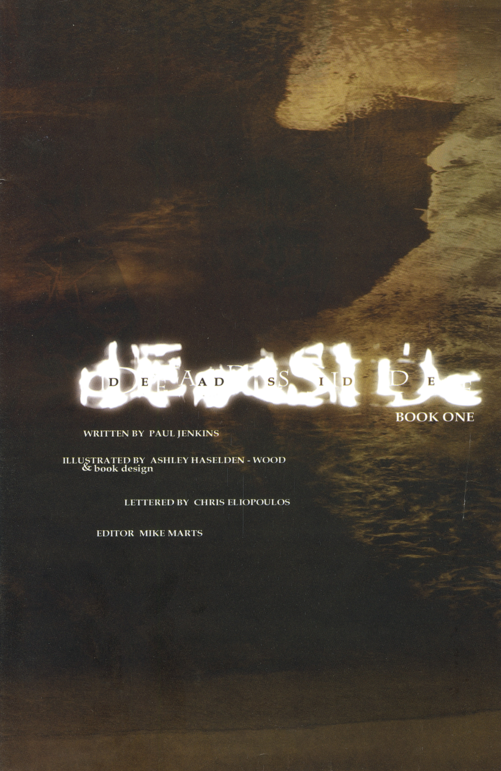 Read online Deadside comic -  Issue #1 - 3