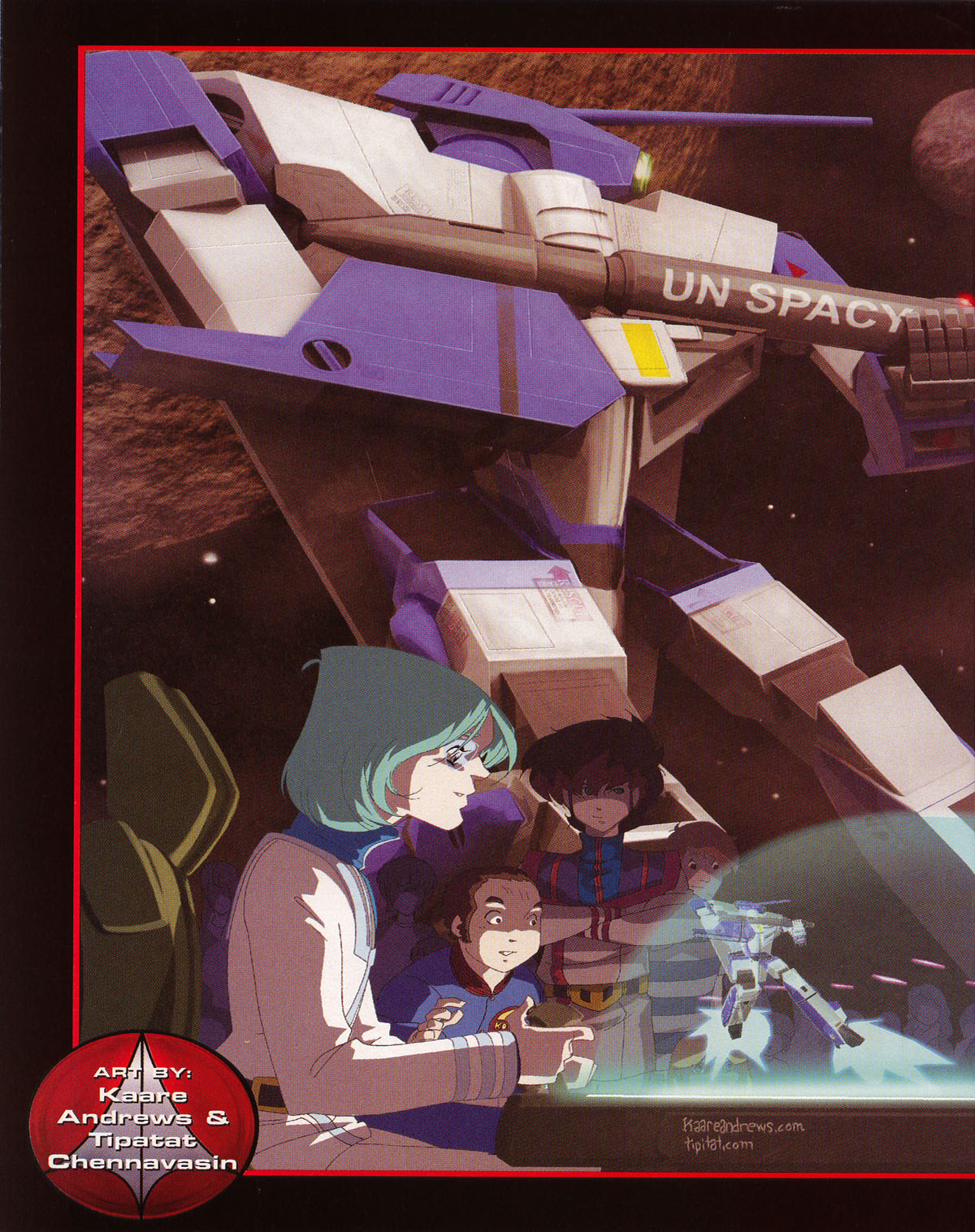 Robotech (2003) issue 0 - Page 26