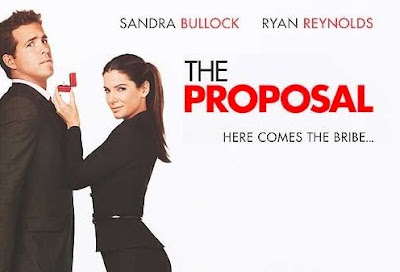 Sandra Bullock and Ryan Reynolds - The Proposal Movie
