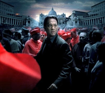 Tom Hanks in Angels and Demons from the author of the DaVinci Code
