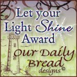 Let Your Light Shine Challenge Award