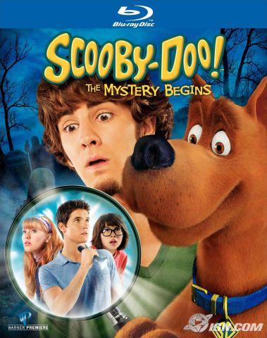 Scooby Doo!! El Comienzo Del Misterio (2009) | 3gp/Mp4/DVDRip Latino HD Mega
