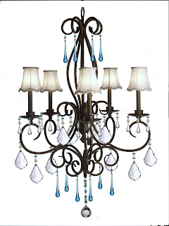 I Should Have Started Writing A Journal Years Ago When The Idea Of Attaching Crystals Using Magnet To Metal Chandeliers First Occurred Me