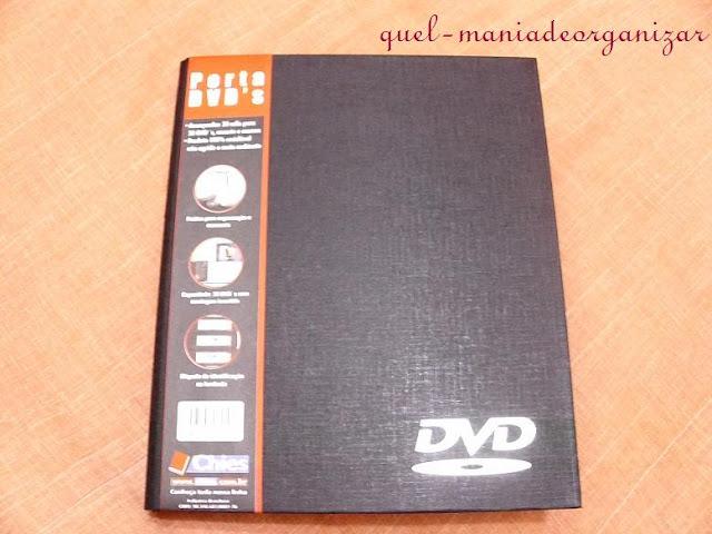 Organização de DVD