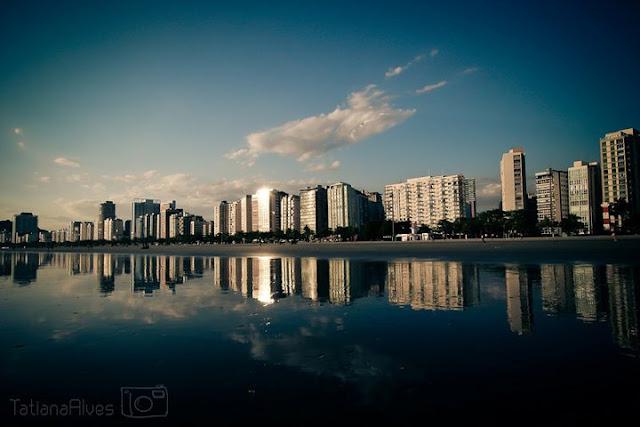 praia de santos