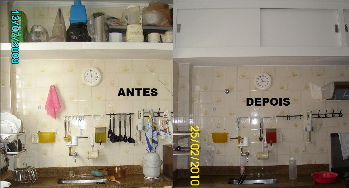 Preferência Melhorias em minha cozinha, um dos presentes desse ano ~ Mania de  HA44
