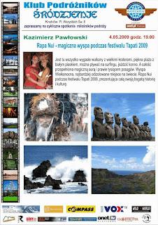 Slajdy zRapa Nui ifestiwalu Tapati 1