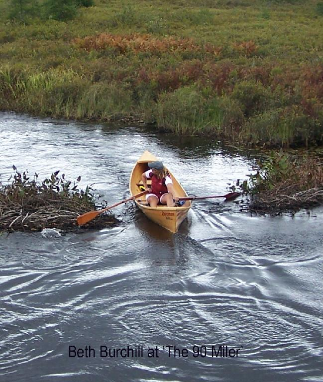Rowing For Pleasure Adirondack Guide Boat Racing
