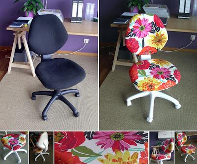 Estofados vale pena reformar casas poss veis - Como forrar una silla de escritorio ...