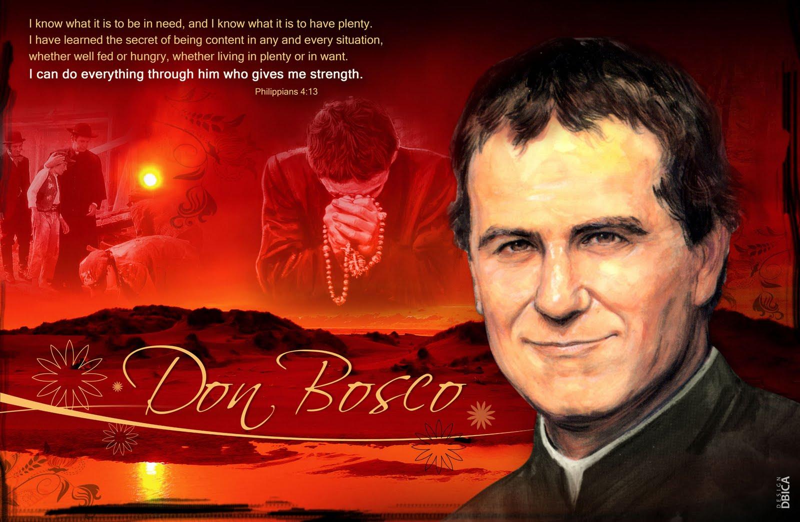 Don Bosco: St John's KONDADABA: Feast Of Don Bosco