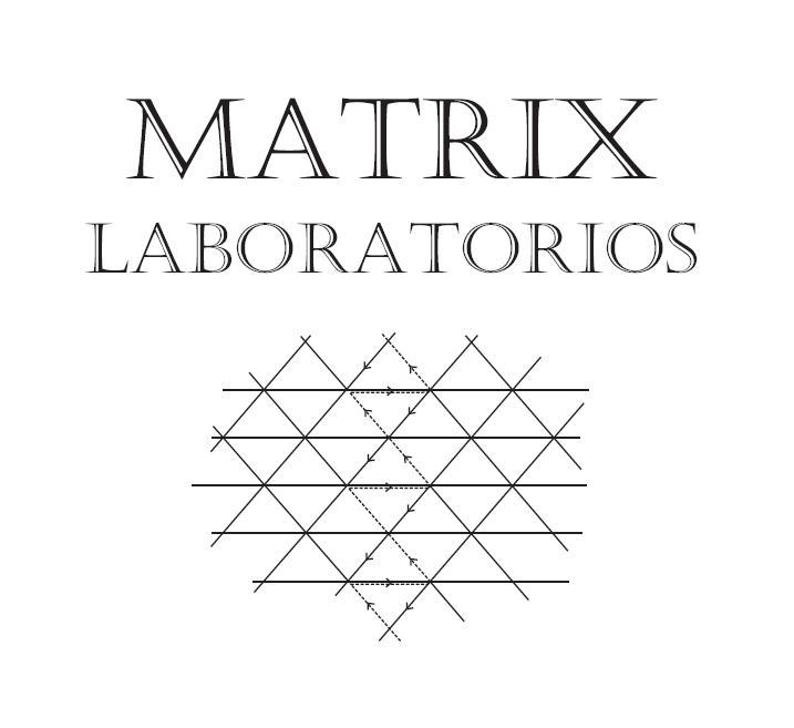 Matrix Laboratorios: Nuevo equipo de radionica MATRIX MTX