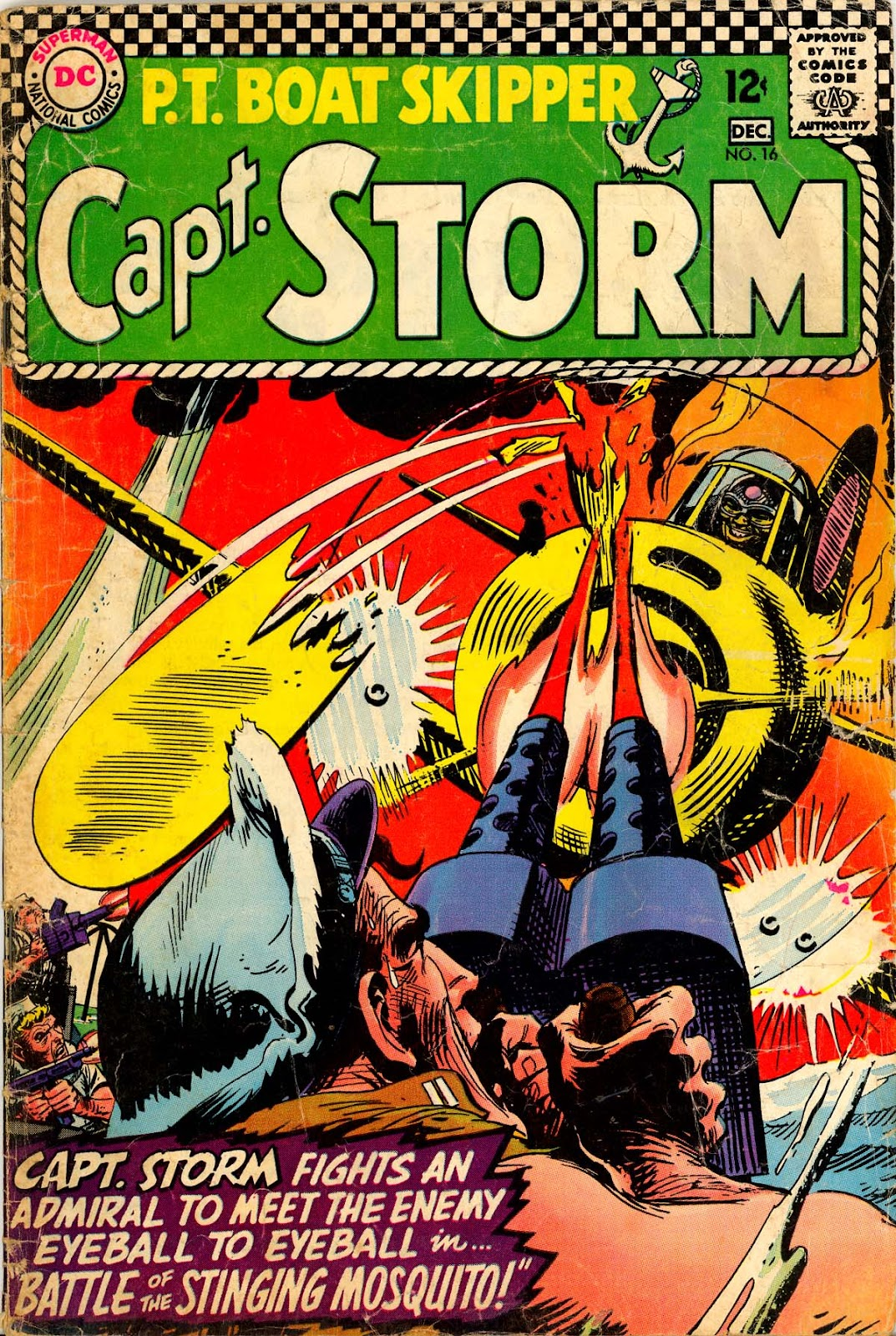 Capt. Storm issue 16 - Page 1