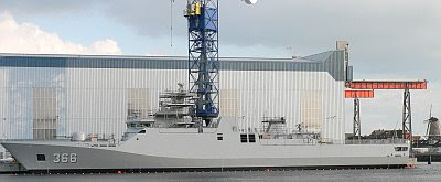 wedje leggen? stroo\u0027s weblogmaar de scheepswerf heet tegenwoordig damen schelde naval shipbuilding en dus noemen we de korvetten oceangoing patrol vessels het is maar net welke naam