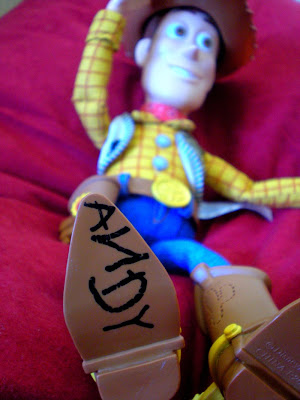 Weekly Action Review: # 52 : Toy Story - Sheriff Woody ...