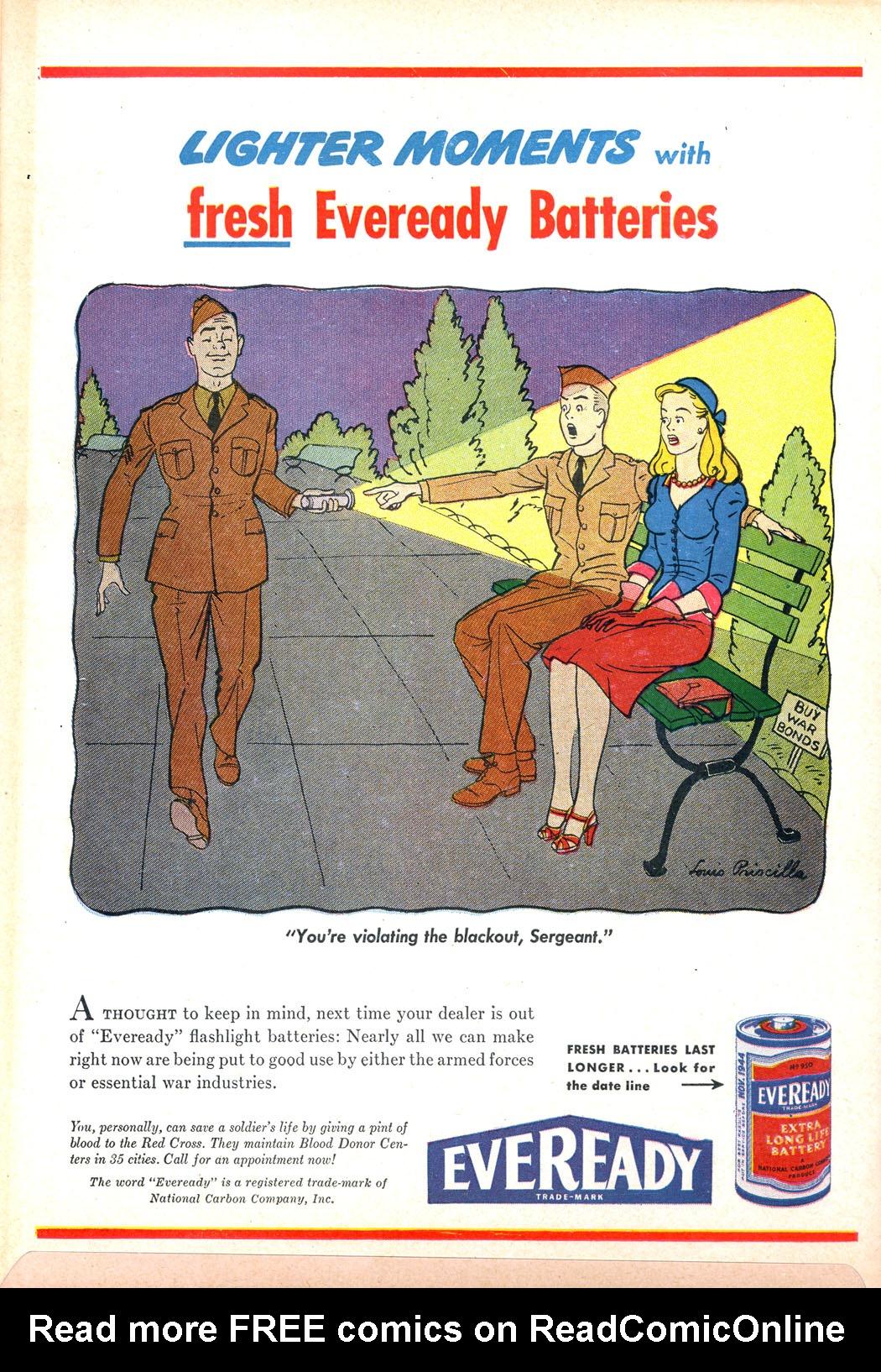 Read online Adventure Comics (1938) comic -  Issue #92 - 52
