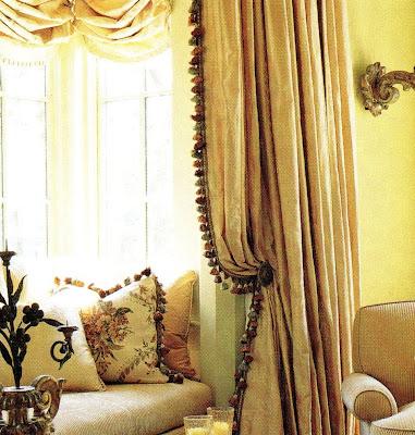 A Drapery Treatise  The Best Interior Designers