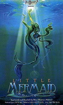 Adams Planet: Little Mermaid the Musical OST A Trumpets Production