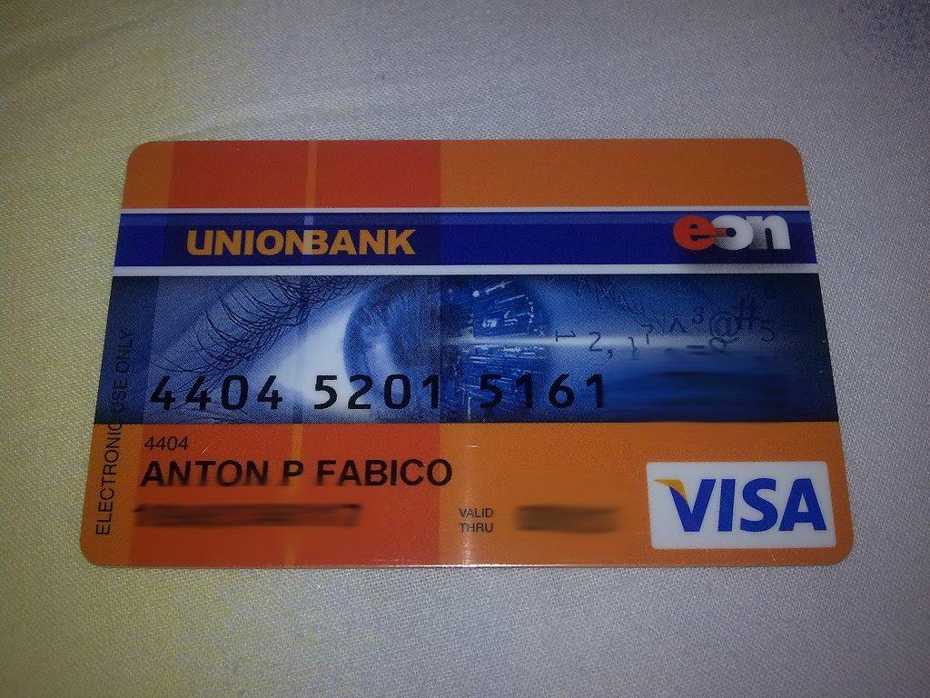 Visa Electron Online