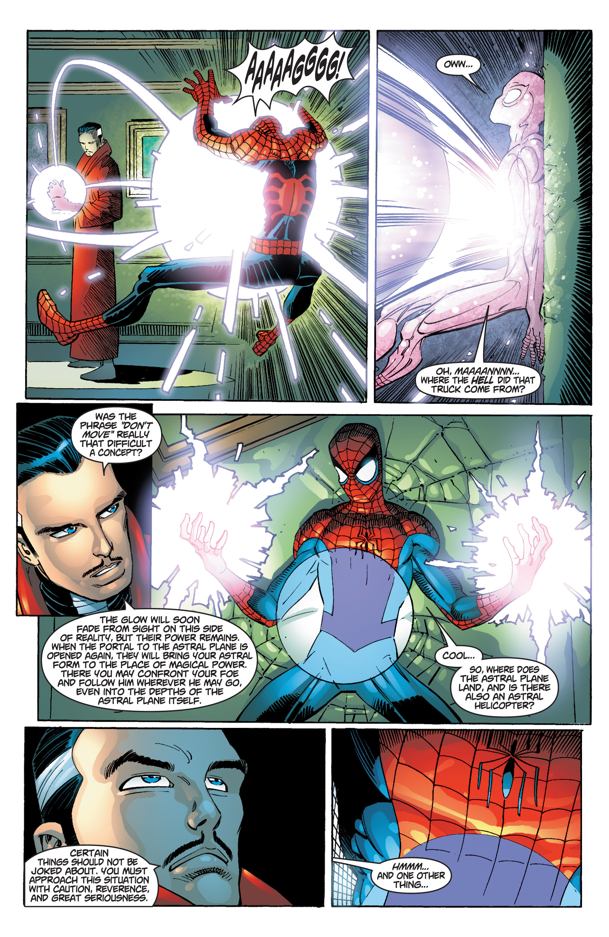 The Amazing Spider-Man (1999) 42 Page 5