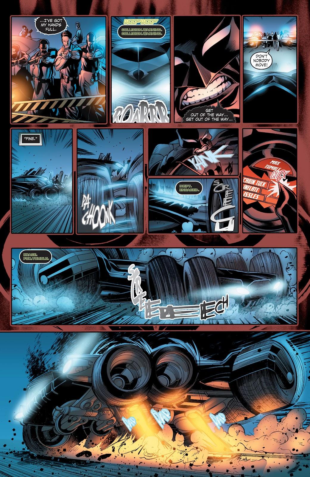 Read online Smallville Season 11 [II] comic -  Issue # TPB 2 - 96