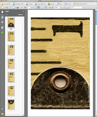 Vintage Measuring Tape Growth Chart Free Download Cathe Holden S
