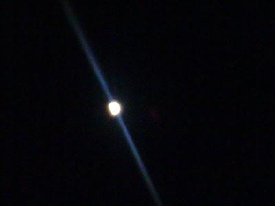 Rangkaian Kata Kata Gerhana Bulan