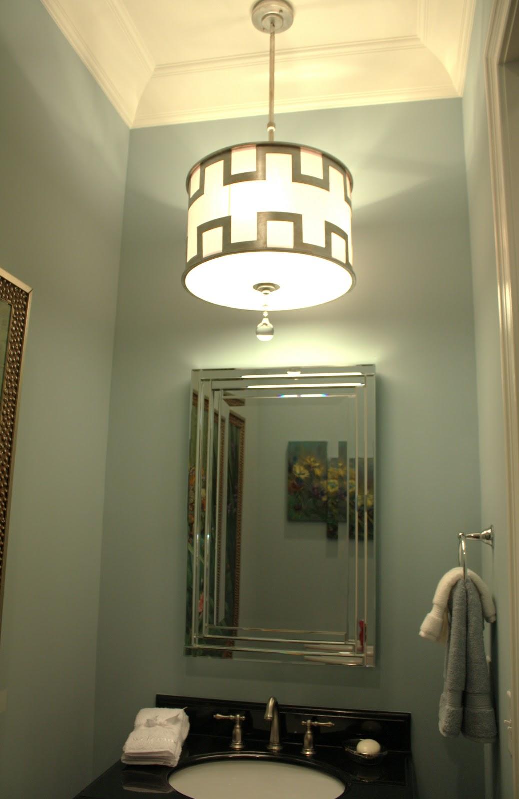 Powder Room Decor: A Bright Idea (for Your Powder Room)