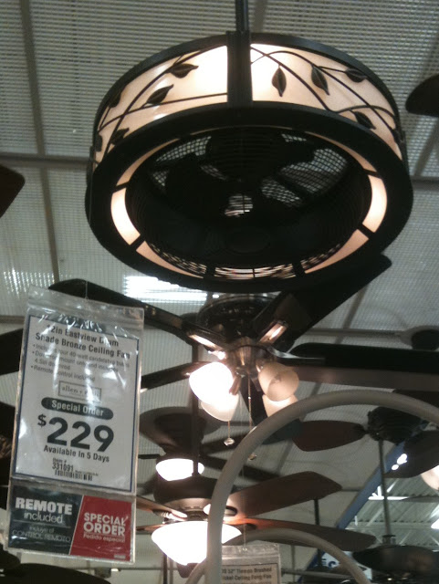 A Quot Pretty Quot Solution To The Ceiling Fan Emily A Clark