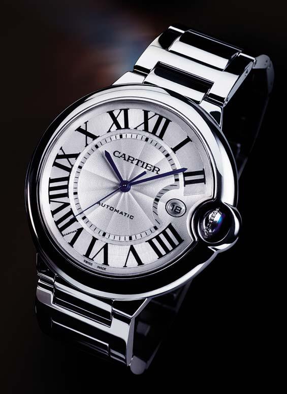 efd8287ffa6 Cartier Ballon Bleu. Réplica Italiana de relógio ...