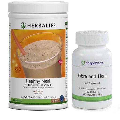 Diet Pola Makan Sehat Ala Herbalife Paket Diet