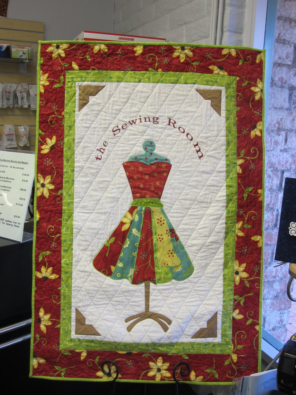 Paula Reid Machine Quilter The Sewing Room Amp The Quilt