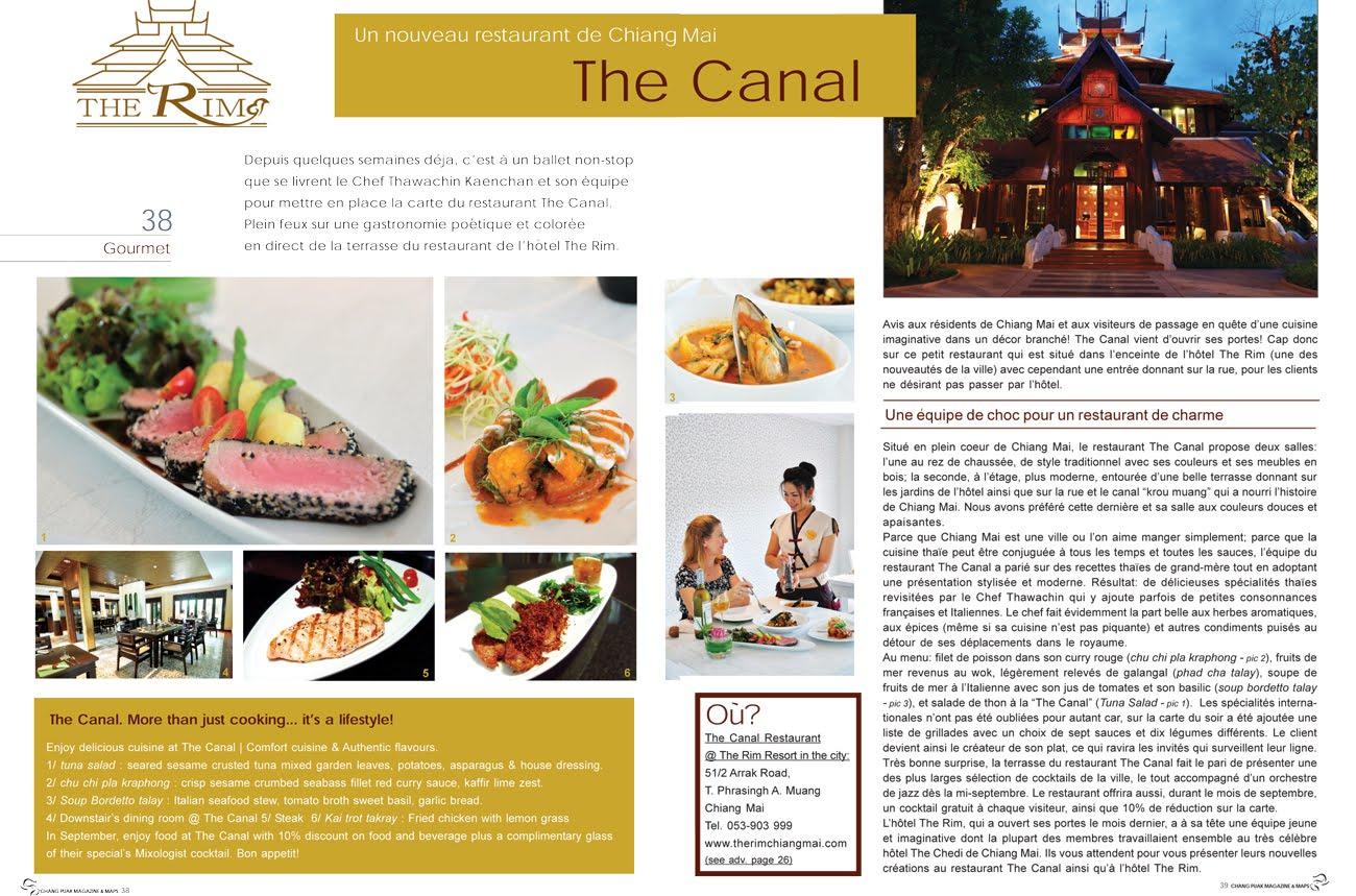 Chang Puak Magazine August 2010
