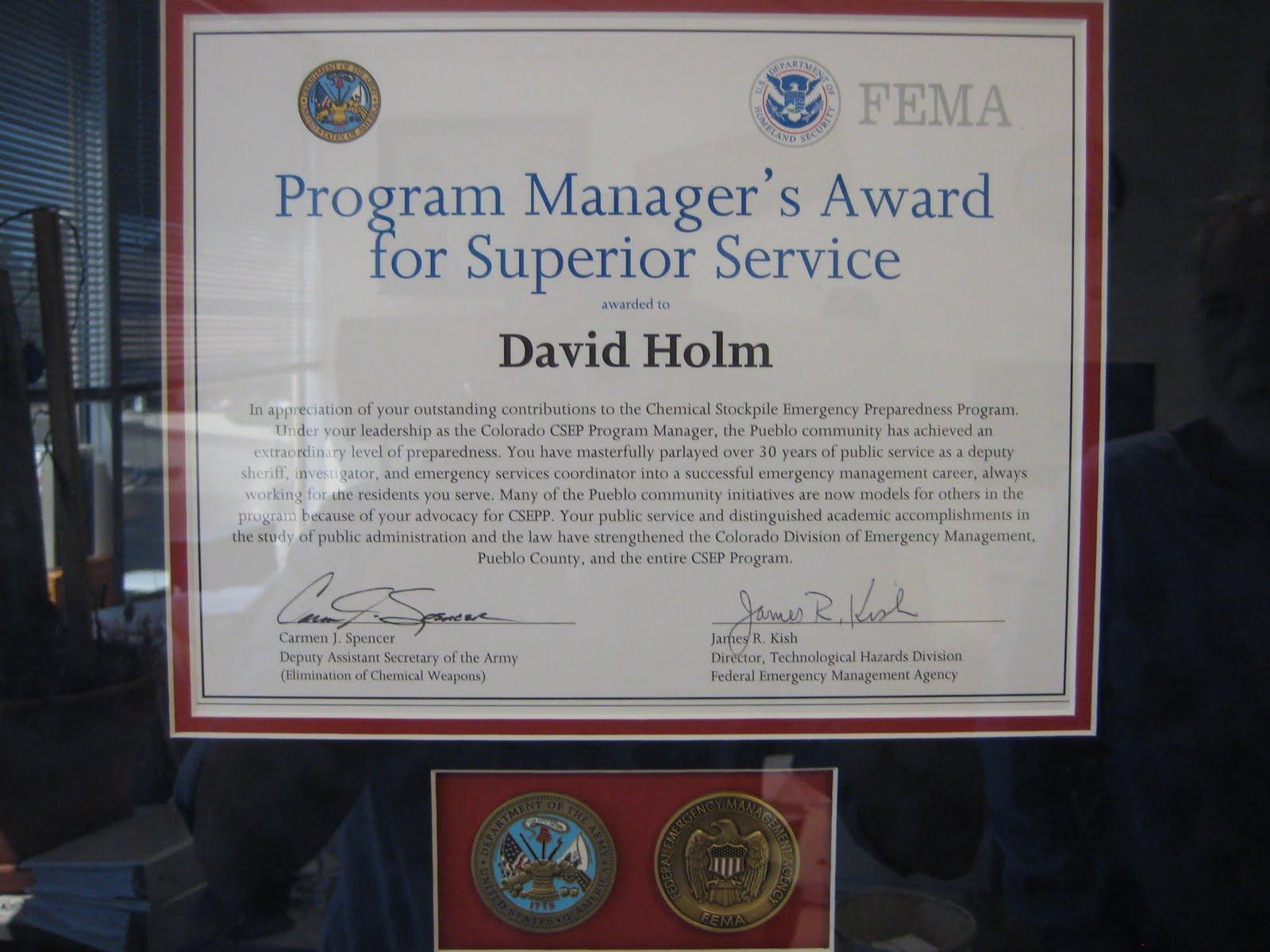 Colorado Emergency Management: July 2010