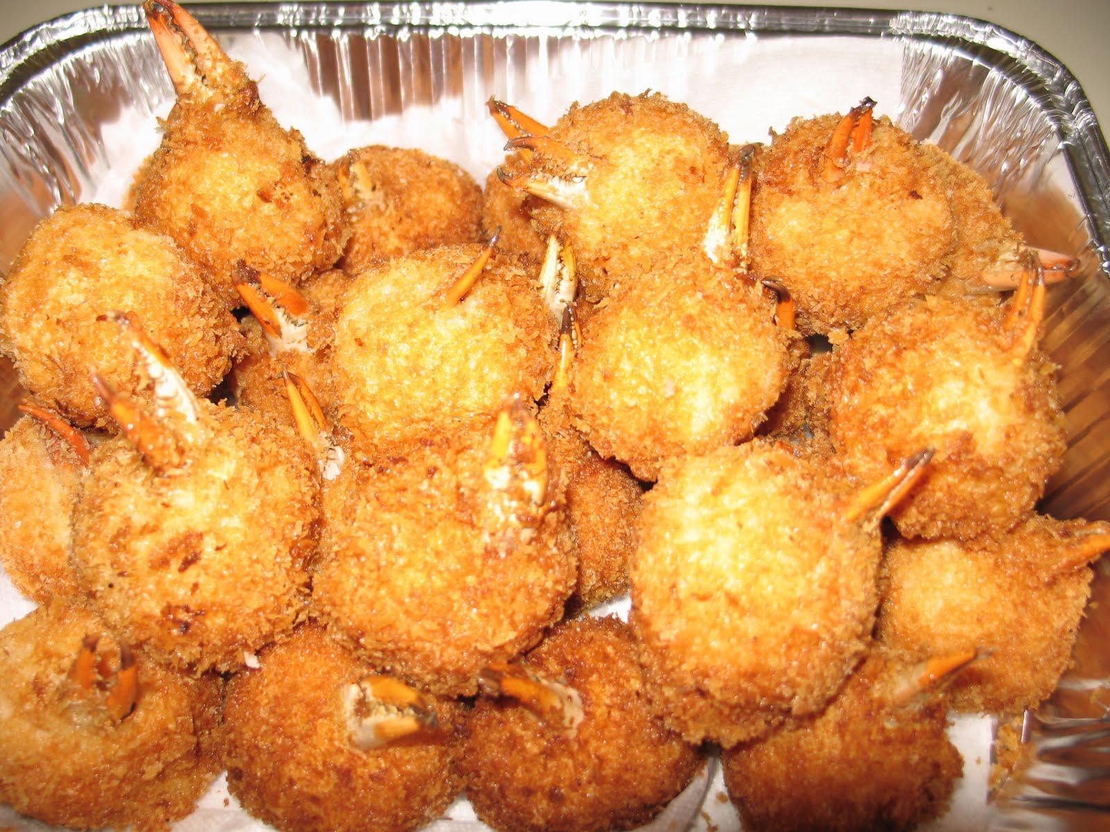 TrucVy-Zoe's Zone: Shrimp Stuffed Crab Claws