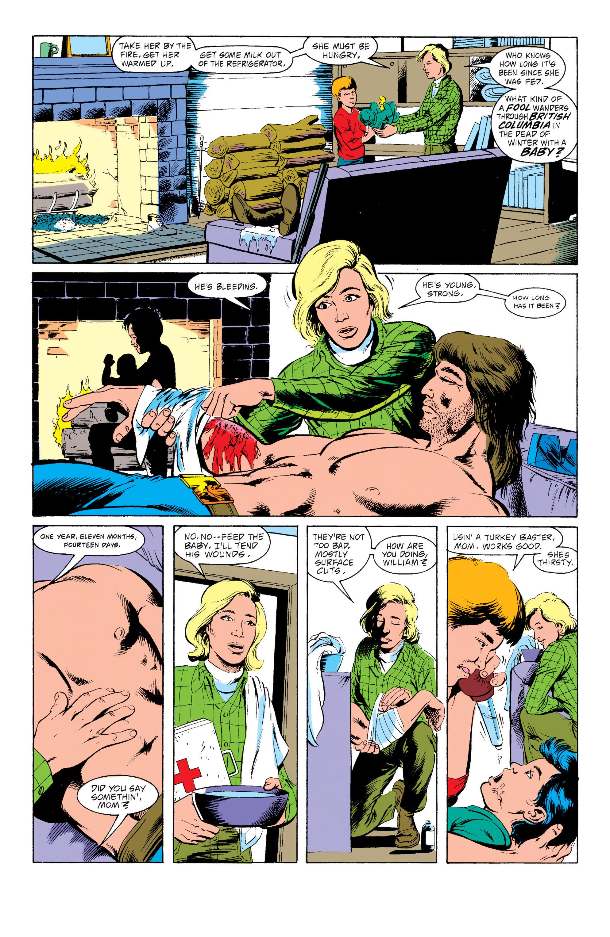Read online Captain America (1968) comic -  Issue # _Annual 10 - 50