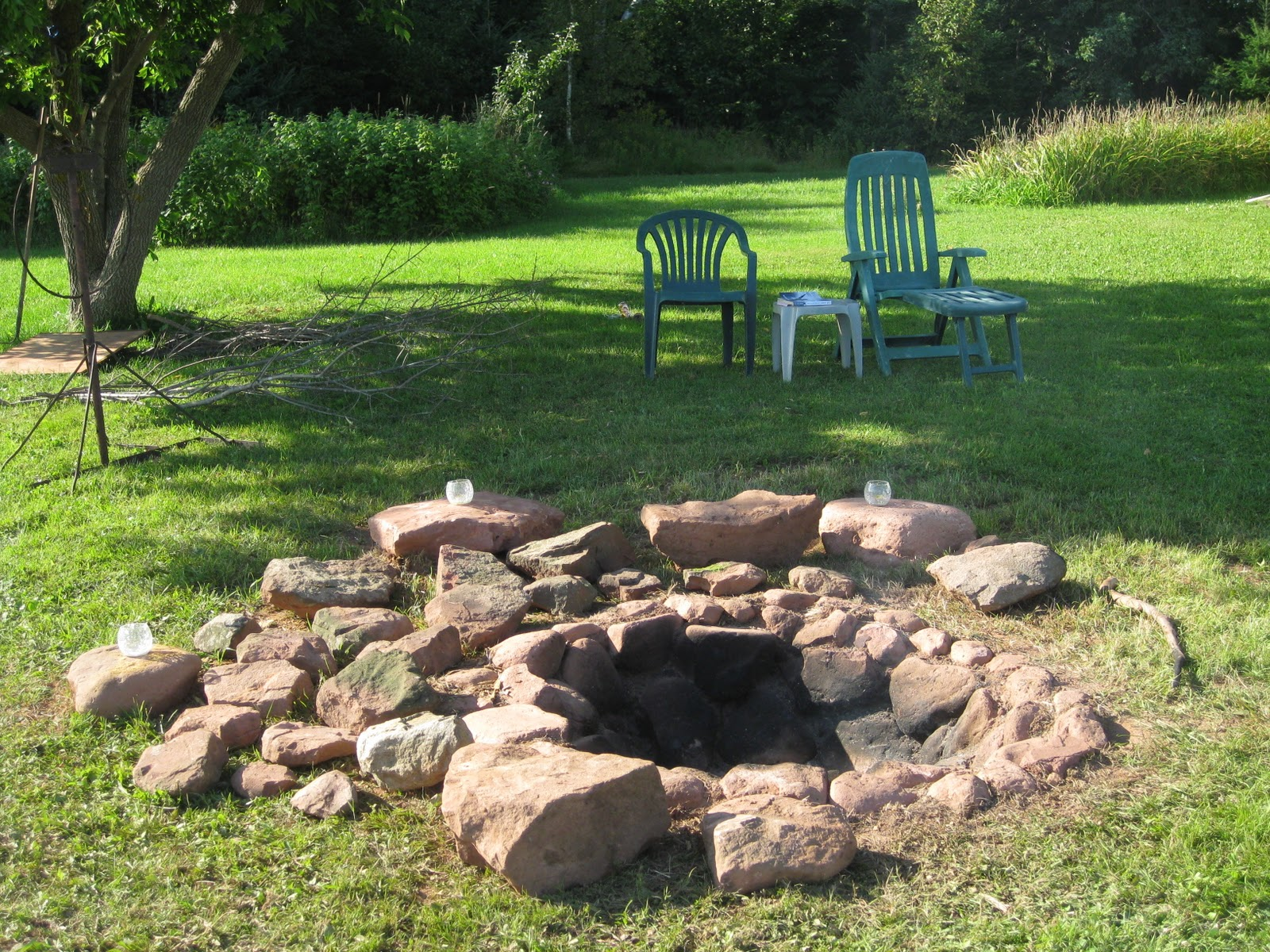 Life Begins at Retirement!: Making Your Own Firepit