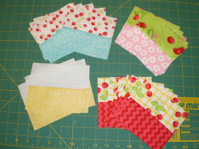 Jelly Roll Placemats A Quilting Life A Quilt Blog