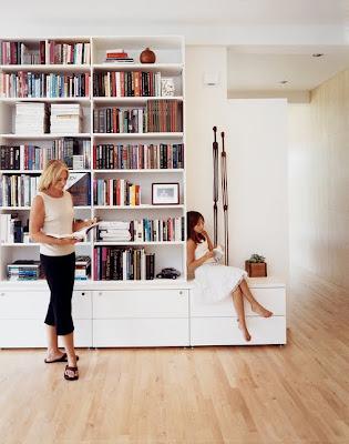 Dreamy Bookshelves