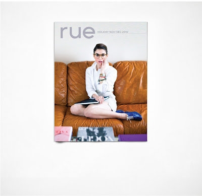 Rue Magazine November / December Issue
