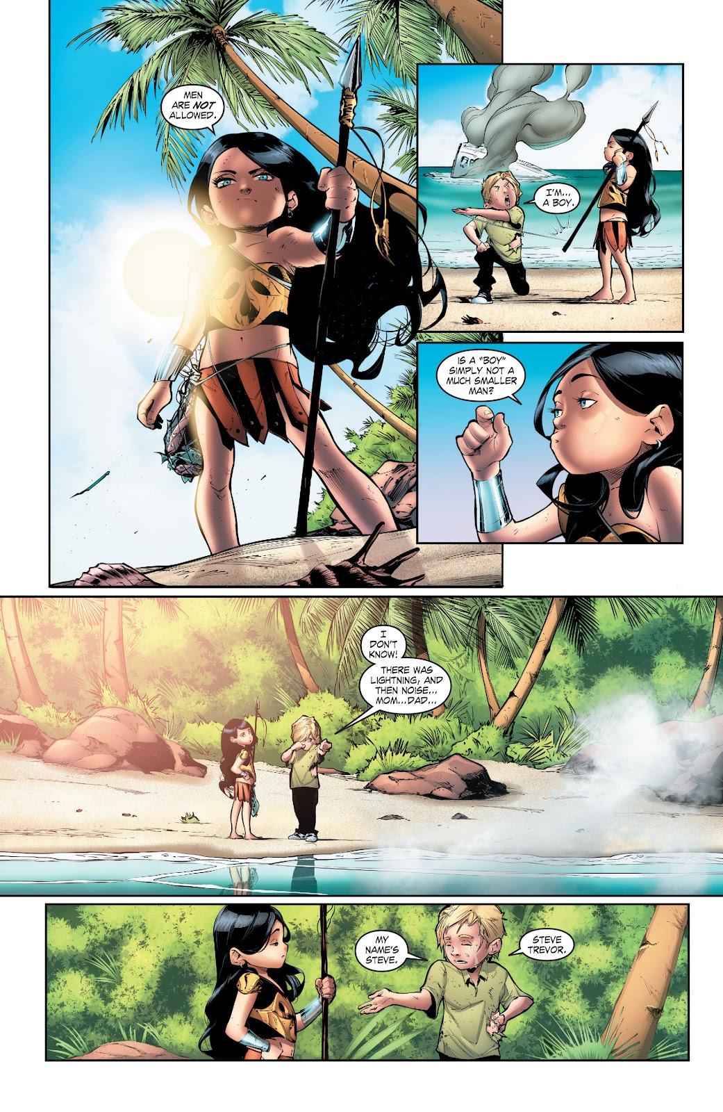Read online Smallville Season 11 [II] comic -  Issue # TPB 5 - 8