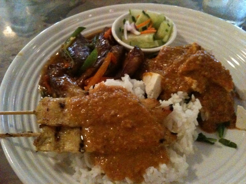 Thai Food Santa Rosa Mendocino Ave