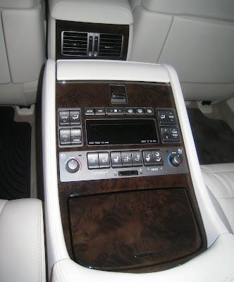 2003 Lexus Ls430 >> lexus gallery: 2008 Lexus LS460L Executive interior photo ...