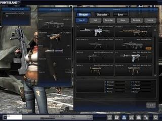 CHEAT GAME ONLINE POINT BLANK bug senjata permanen di pb